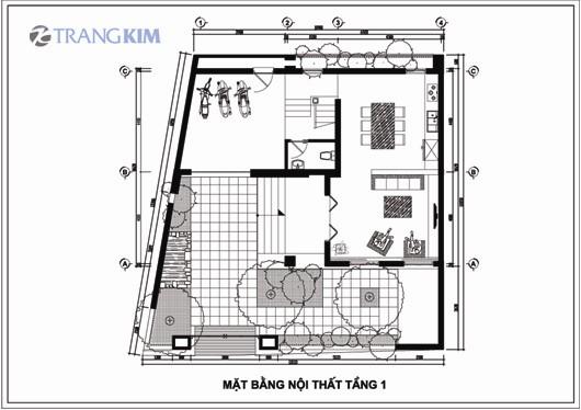 1-Copy4 Nội Thất biệt thự 3 tầng – Chú Toàn