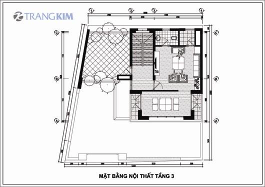3-Copy5 Nội Thất biệt thự 3 tầng – Chú Toàn