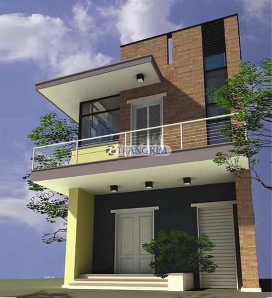 pc-2-Copy4 Kiến trúc nhà ống 2 tầng – Anh Trọng