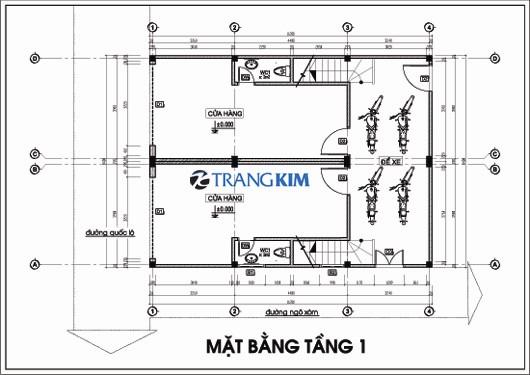 mb-1-Copy Kiến trúc 2 nhà ống ghép một 3,5 tầng - Anh Cương