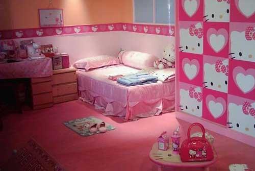 Bí quyết trang trí phòng cho bé theo chủ đề