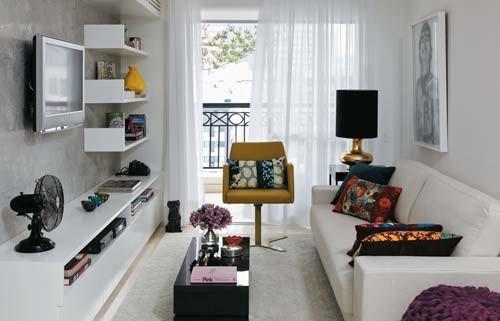 100 Nghệ thuật sắp xếp cho phòng khách nhỏ
