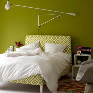 9 8 cách phối màu cho phòng ngủ