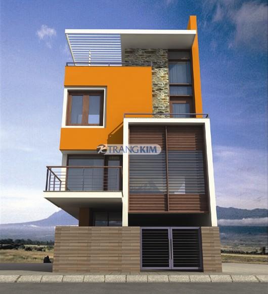 kien-truc-biet-thu-pho-hai-mat-tien-phoi-canh-1 Kiến trúc biệt thự phố 2 mặt tiền - Anh Hùng