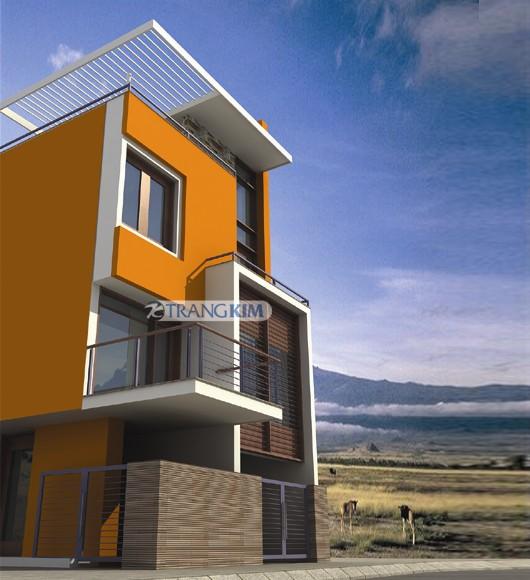 kien-truc-biet-thu-pho-hai-mat-tien-phoi-canh-2 Kiến trúc biệt thự phố 2 mặt tiền - Anh Hùng
