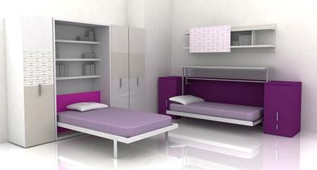112 Tối ưu cho phòng ngủ diện tích nhỏ