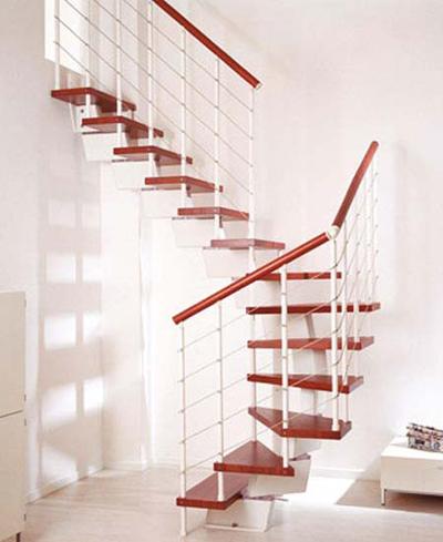 12 Thiết kế cầu thang cho nhà nhỏ