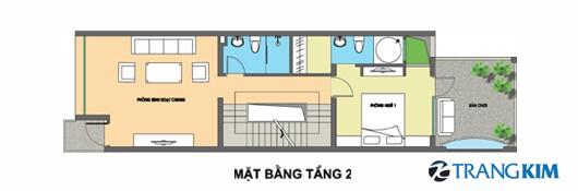 2-Copy2 Tư vấn thiết kế kiến trúc nhà 5x24 m