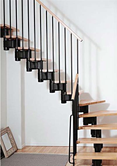 22 Thiết kế cầu thang cho nhà nhỏ