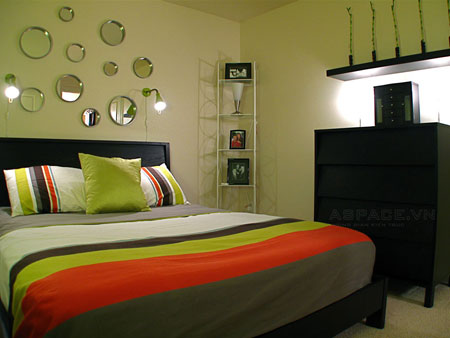 Tối ưu cho phòng ngủ diện tích nhỏ 1