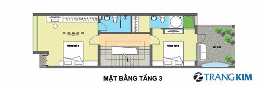 3-Copy1 Tư vấn thiết kế kiến trúc nhà 5x24 m
