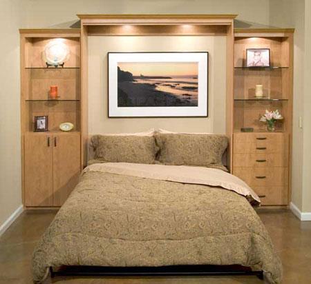 Tối ưu cho phòng ngủ diện tích nhỏ 3