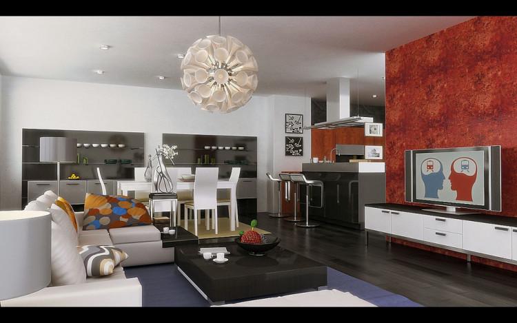 5-Copy1 Thiết kế nội thất theo phong cách hiện đại