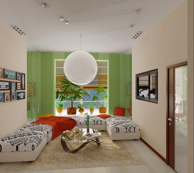 Bí quyết trang trí nội thất nhà ống - Archi