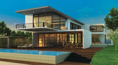 Hinh-3 400 Khu biệt thự biển cao cấp Acenza Villas - Phan Thiết