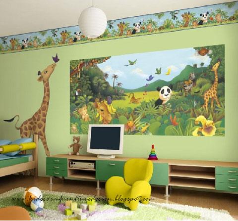 noi-that-phong-tre-101 Chọn đồ nội thất cho phòng trẻ