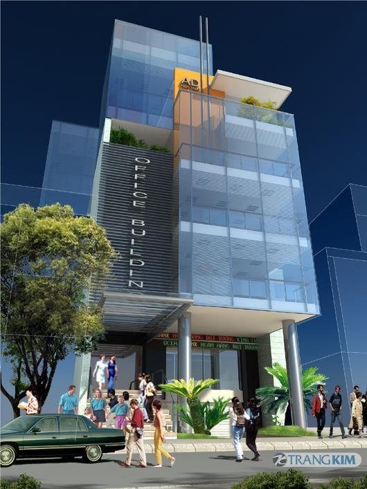 2-Copy1 Mẫu công trình kiến trúc văn phòng đỉnh cao