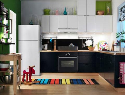 bai-tri-nha-bep-8 Bài trí cho không gian bếp đẹp