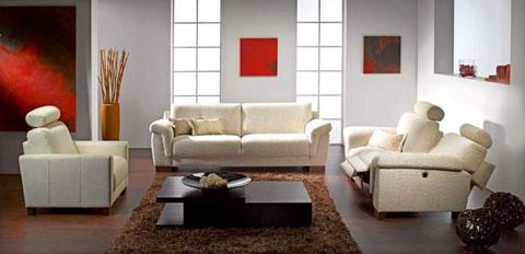 nguyen-tac-trang-tri-phong-khach-4 Nguyên tắc trang trí cho nội thất phòng khách