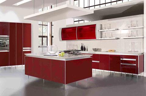 noi-that-dep-cho-nha-bep-1 Lựa chọn nội thất cho nhà bếp