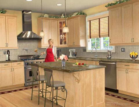 noi-that-dep-cho-nha-bep-4 Lựa chọn nội thất cho nhà bếp