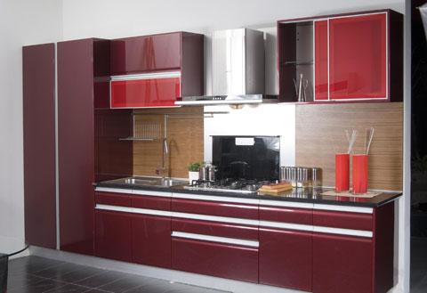 noi-that-dep-cho-nha-bep-5 Lựa chọn nội thất cho nhà bếp