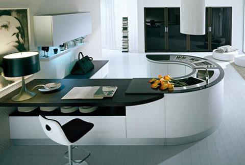 noi-that-dep-cho-nha-bep-6 Lựa chọn nội thất cho nhà bếp