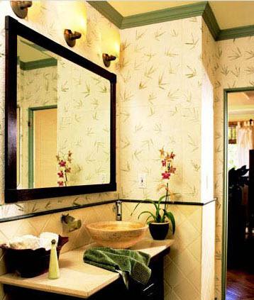 sac-mau-tuoi-tan-cho-phong-tam-mua-he-8 Sắc màu tươi mát cho phòng tắm mùa hè