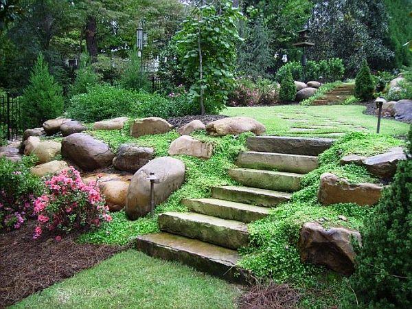 tao-thien-duong-cho-san-sau-3 Tạo cảnh quan cho sân vườn nhà bạn