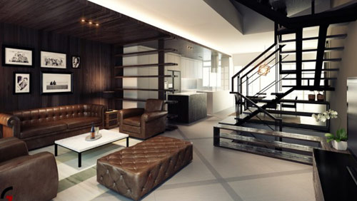 Phong-khach-sang-trong-va-hien-dai-9 Những mẫu phòng khách sang trọng và hiện đại