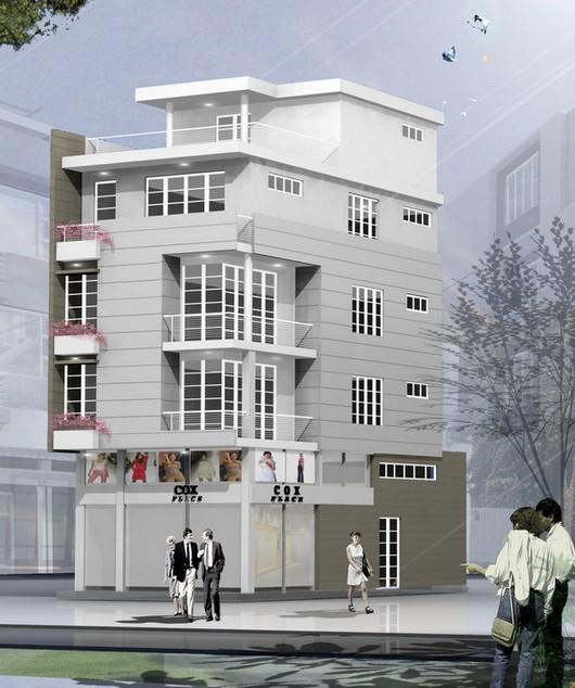 Những mẫu thiết kế nhà phố đẹp