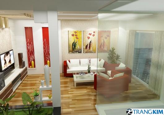 phong-khach-hien-dai-sang-trong-2 Mẫu thiết kế phòng khách hiện đại - sang trọng