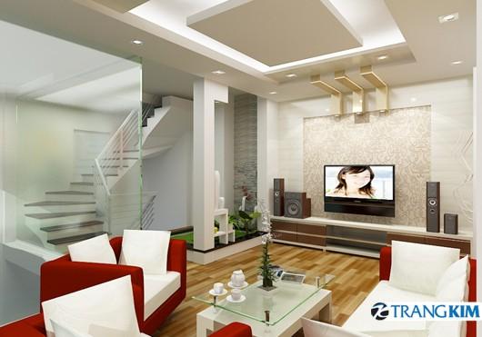 phong-khach-hien-dai-sang-trong-5 Mẫu thiết kế phòng khách hiện đại - sang trọng