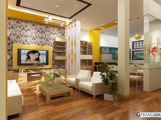 phong-khach-hien-dai-sang-trong-6 Mẫu thiết kế phòng khách hiện đại - sang trọng