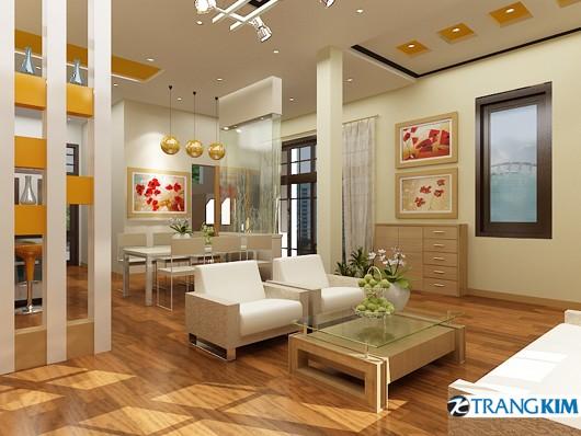 phong-khach-hien-dai-sang-trong-7 Mẫu thiết kế phòng khách hiện đại - sang trọng