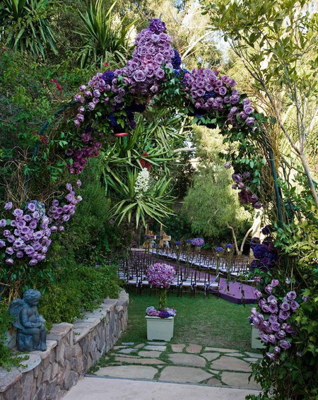 05 DOOL110805ThangMB08 Những chiếc cổng lãng mạn cho nhà vườn