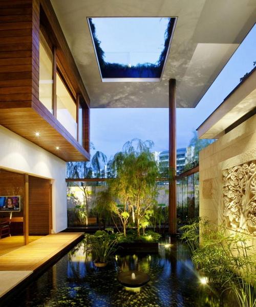 24 DOOL110824ThangTGKT05 Mái nhà xanh độc đáo phong cách Singapore