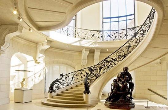 Nhung-mau-cau-thang-dep-lung-linh-1 Những mẫu cầu thang đẹp lung linh
