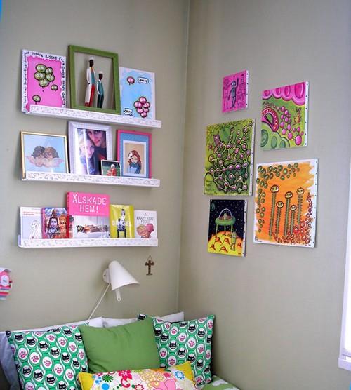 lap-day-khong-gian-song-tren-tuong-2 6 cách lấp đầy không gian trên tường cực kỳ đơn giản