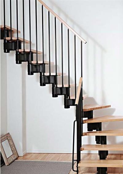 cau-thang-cho-nha-dien-tich-chat-1 Cầu thang nào tiện ích cho nhà chật?