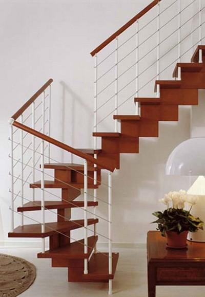 cau-thang-cho-nha-dien-tich-chat-4 Cầu thang nào tiện ích cho nhà chật?