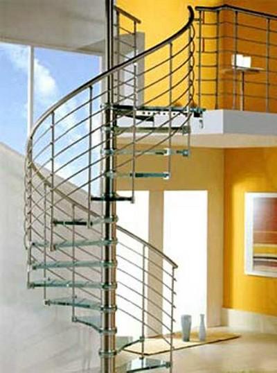 cau-thang-cho-nha-dien-tich-chat-5 Cầu thang nào tiện ích cho nhà chật?