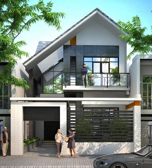 mai-nha-truyen-thong-va-hien-dai-1 Mái nhà: Truyền thống và hiện đại