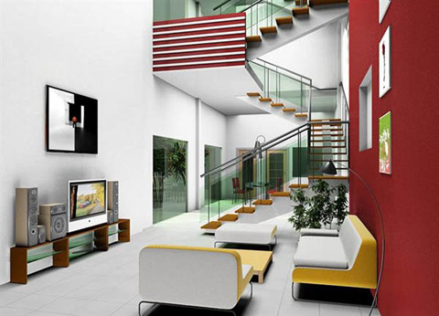 Vai trò của cầu thang trong nhà