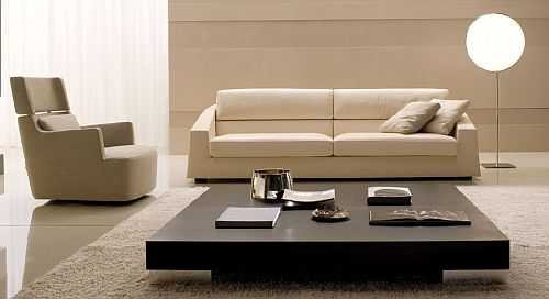 Có nên bố trí bàn trà lớn trong phòng khách? - Archi