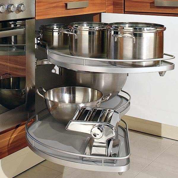 """giai-phap-luu-tru-cho-gian-bep-1 Lưu giữ """"cực đỉnh"""" cho nhà bếp hiện đại"""