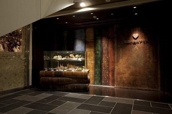 nha-hang-theo-phong-cach-truyen-co-tich-2 Nhà hàng phong cách cổ tích