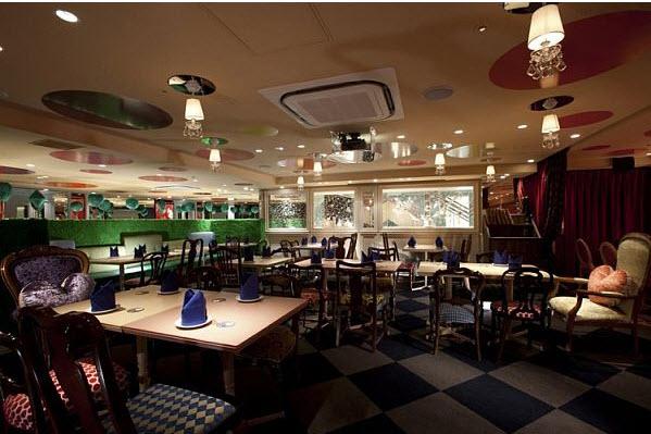 nha-hang-theo-phong-cach-truyen-co-tich-5 Nhà hàng phong cách cổ tích