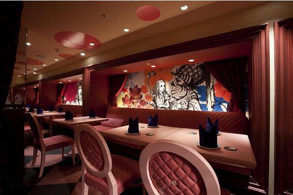 nha-hang-theo-phong-cach-truyen-co-tich-6 Nhà hàng phong cách cổ tích