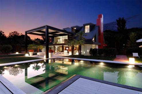 ngoi-nha-dep-nhu-tranh-ve2 Ngôi nhà đẹp như trong tranh